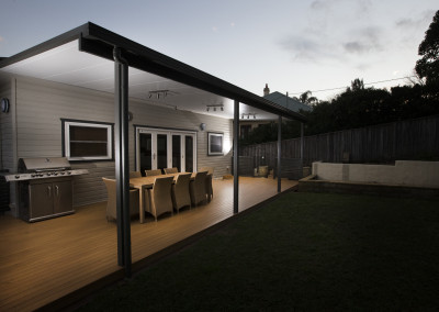 Patioland Hornsby Insulated Panel
