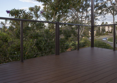 Patioland Hornsby Davidson Insulated Panel Knotwood Deck